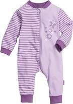 Playshoes Baby-Girls Overall Jersey Butterflies Sleepsuit,0-3 Months (Manufacturer Size:62)