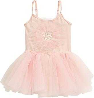 Tutu Du Monde Cotton Candy Tulle Skirted Bodysuit