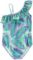 Crazy 8 Palm 1-Piece Swimsuit
