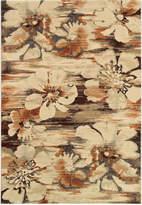 """Couristan Taylor Mosaic Florals 2'7"""" x 7'10"""