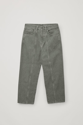 Cos Wide Organic Cotton Jeans