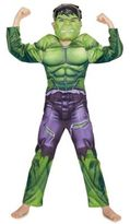 Character Marvel Avengers Incredible Hulk Halloween Dress-Up Costume, Kids Unisex