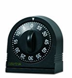 Color Trak Colortrak 60 Minute Wind Up Timer, 3.2 Ounce