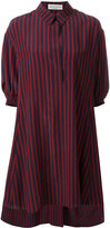 Sonia Rykiel striped shirt dress - women - Silk - 38