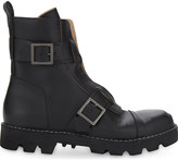 Diesel Dopper leather pit boots