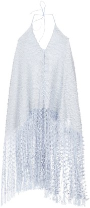 Jacquemus La Robe Riviera Deep V Dress