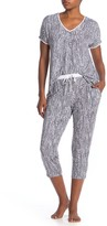 Donna Karan Classic Sleep Capri Pants