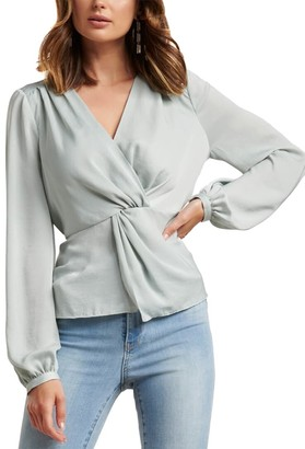 Ever New Serina Twist Blouse