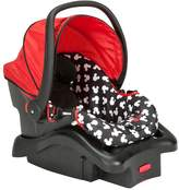 Disney Disney's Mickey Mouse Silhouette Light 'N Comfy Luxe Infant Car Seat