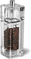 Cole & Mason Precision Cube Acrylic Pepper Mill - Transparent by