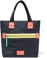 Marc by Marc Jacobs Jaden leather-trimmed shell tote