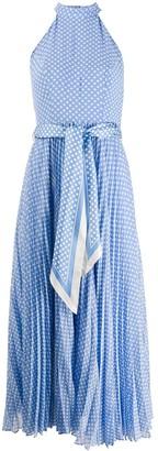 Zimmermann satin Sunray Picnic dress