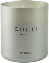 Culti Scented Candle in Glass - 235g - Esperide