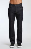 Mavi Jeans Zach Straight Leg In Rinse Williamsburg