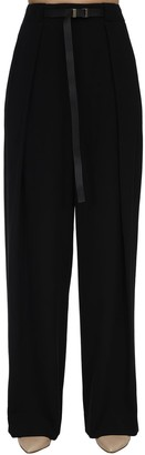 The Row Diagonal Virgin Wool Brona Pants