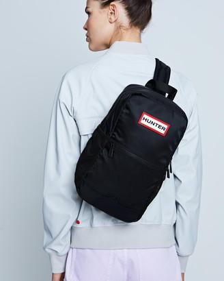Hunter Original Nylon One Shoulder Bag