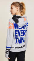 Freecity WeAreEverything Pull Over Hoodie