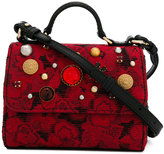 Dolce & Gabbana gem embellished shoulder bag