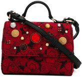 Dolce & Gabbana gem embellished shoulder bag