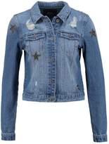 Only ONLDARCY STAR Denim jacket blue denim