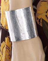 Brushed Cuff L 3 Silver