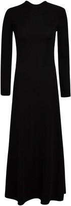 CHRISTOPHER ESBER Open Back Knit Midi Dress