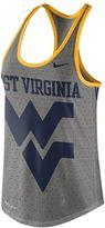 Nike Women's West Virginia Mountaineers Dri-Blend Tank