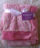 Kids Line pink blanket