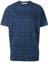 Givenchy geometric star print T-shirt