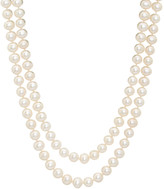 Pearls 14K 7-7.5Mm Freshwater Pearl 36In Necklace