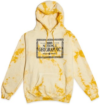 Disney National Geographic x Parks Project Legacy Tie-Dye Pullover Hoodie for Adults