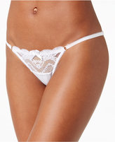 L'Agent by Agent Provocateur Juliana Lace Trixie Brief L152-32
