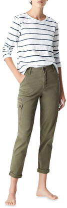 Mavi Jeans Denise Slim Cargo Pants