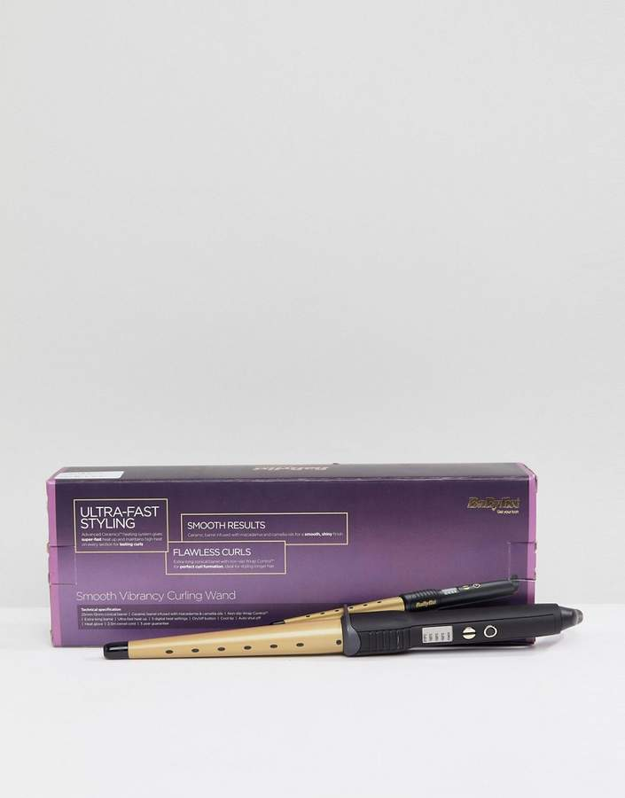 Babyliss Smooth Vibrancy Curling Wandbabyliss Smooth Vibrancy Curling Wand