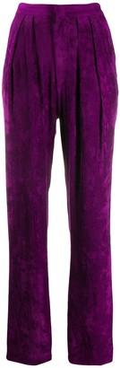 Isabel Marant corduroy Fany trousers