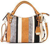 Jessica Simpson Ryanne Patchwork Cross-Body Bag