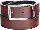 Alfani Feather-Edge Reversible Belt