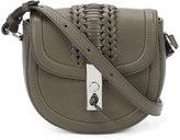 Altuzarra woven cross body bag - women - Leather - One Size