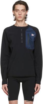 District Vision Black Rocco Insulated Midlayer Sweatshirt