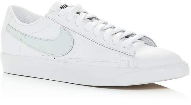 release date ae3db df25b Men's Blazer Low LX Leather Low-Top Sneakers