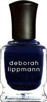 Deborah Lippmann Women's Rolling In The Deep Nail Polish-Navy