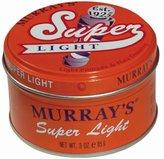 Murray's Light Pomade & Hair Dressing, Super Light, 3 oz.