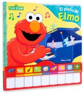 Sesame Street Piano Keys Board Book in Elmo