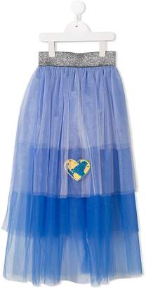 Efvva layered tulle skirt