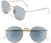 Ray-Ban 'Legend Collection' Round 50mm Sunglasses