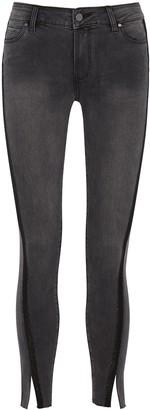 Paige Verdugo Grey Skinny Jeans