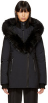 Mackage Black Down Adali Coat