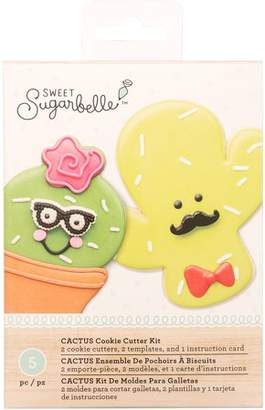 American Crafts Sweet Sugarbelle Specialty Cookie Cutter Set 5/Pkg-Cactus