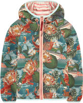 Scotch & Soda Printed windbreaker