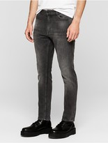 Mens Faded Black Jeans - ShopStyle